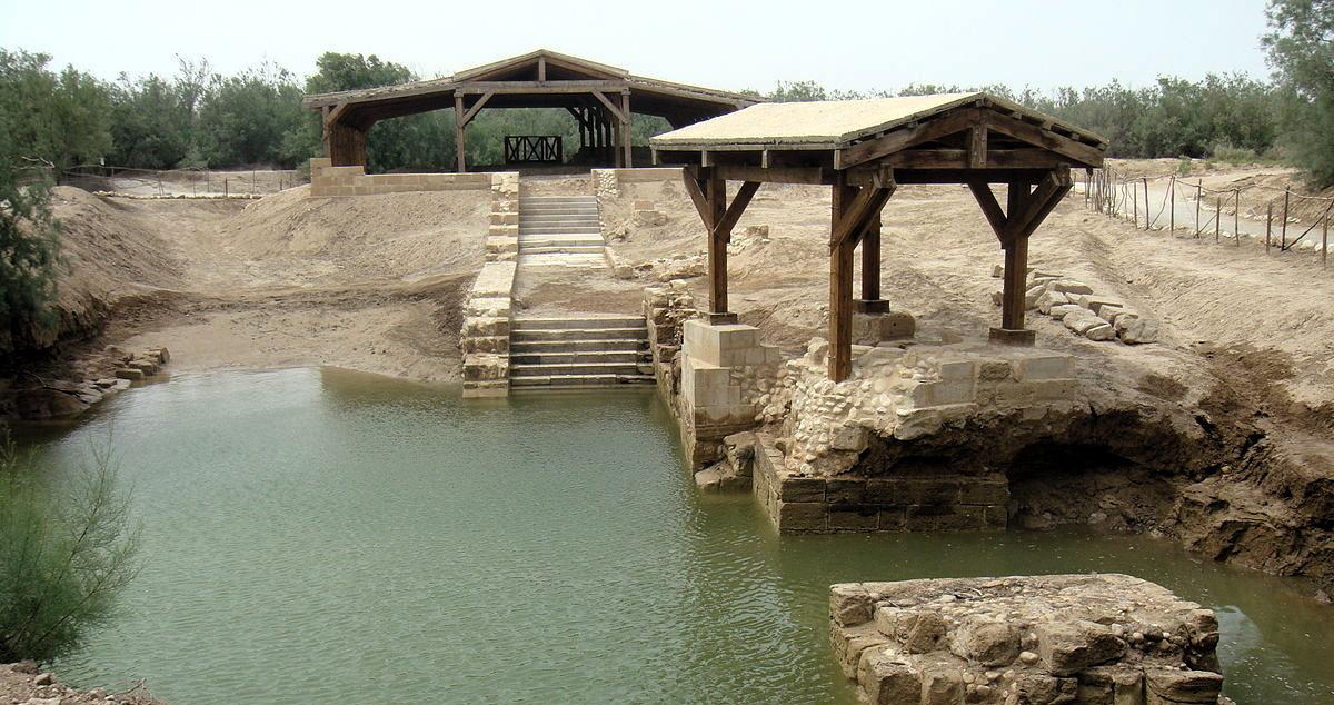 Il Luogo In Cui Fu Battezzato Gesu Diventa Patrimonio Dell Umanita Riforma It