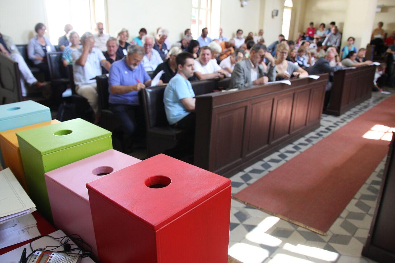 Tutti gli eletti e le elette al sinodo valdese - Tavola valdese progetti approvati 2015 ...