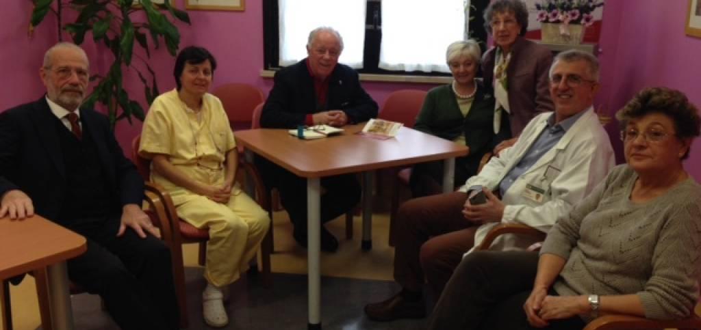 All hospice delle malattie infettive - Otto per mille tavola valdese ...