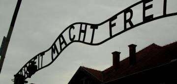 Il cancello di Auschwitz