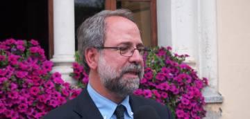 Il moderatore della Tavola valdese Eugenio Bernardini