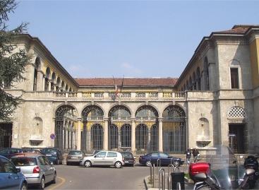 Palazzo di Giustizia piazza Garibaldi, Monza