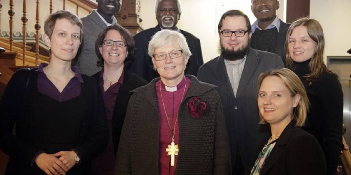 Il gruppo di studio sull'impegno luterano nello spazio pubblico